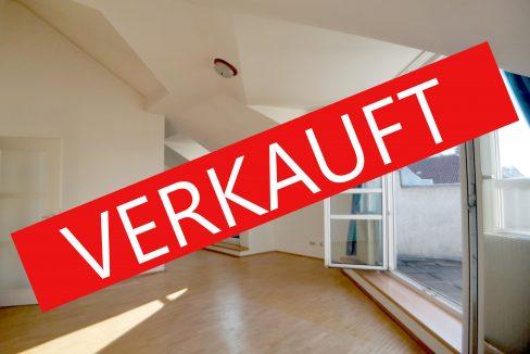 1030 Wien: Idyllische 3 Zimmer-Dachwohnung mit Terrasse und Weitblick