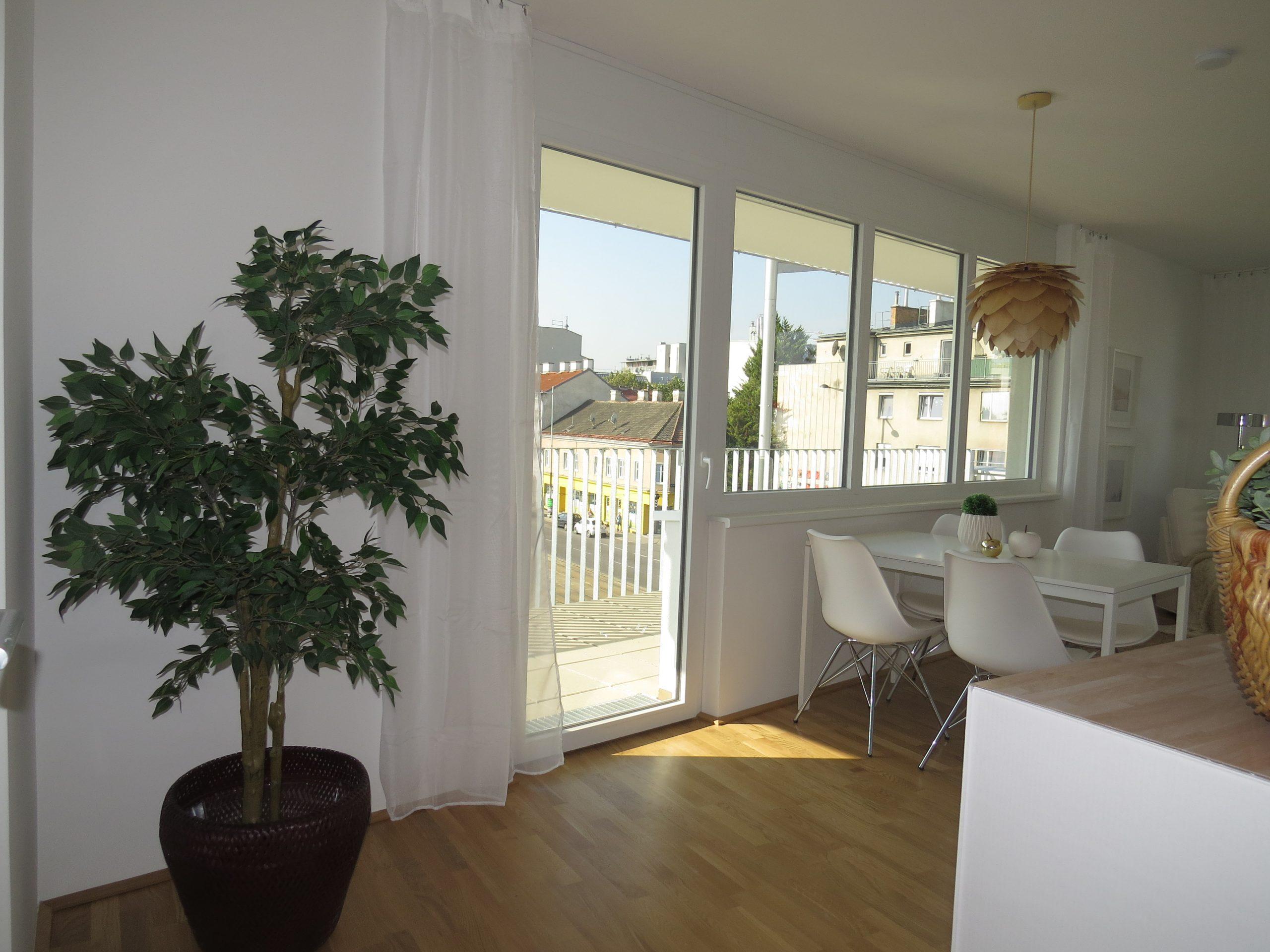 Provisionsfrei: 1220 Wien, nahe UNO-City, 2 Zimmer mit Balkon, Eigentumswohnung-Erstbezug