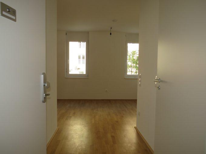 Provisionsfrei: 8055 Puntigam: Eigentumswohnung-Erstbezug: 2 Zimmer-Eigentumswohnung mit Balkon und Garagenplatz