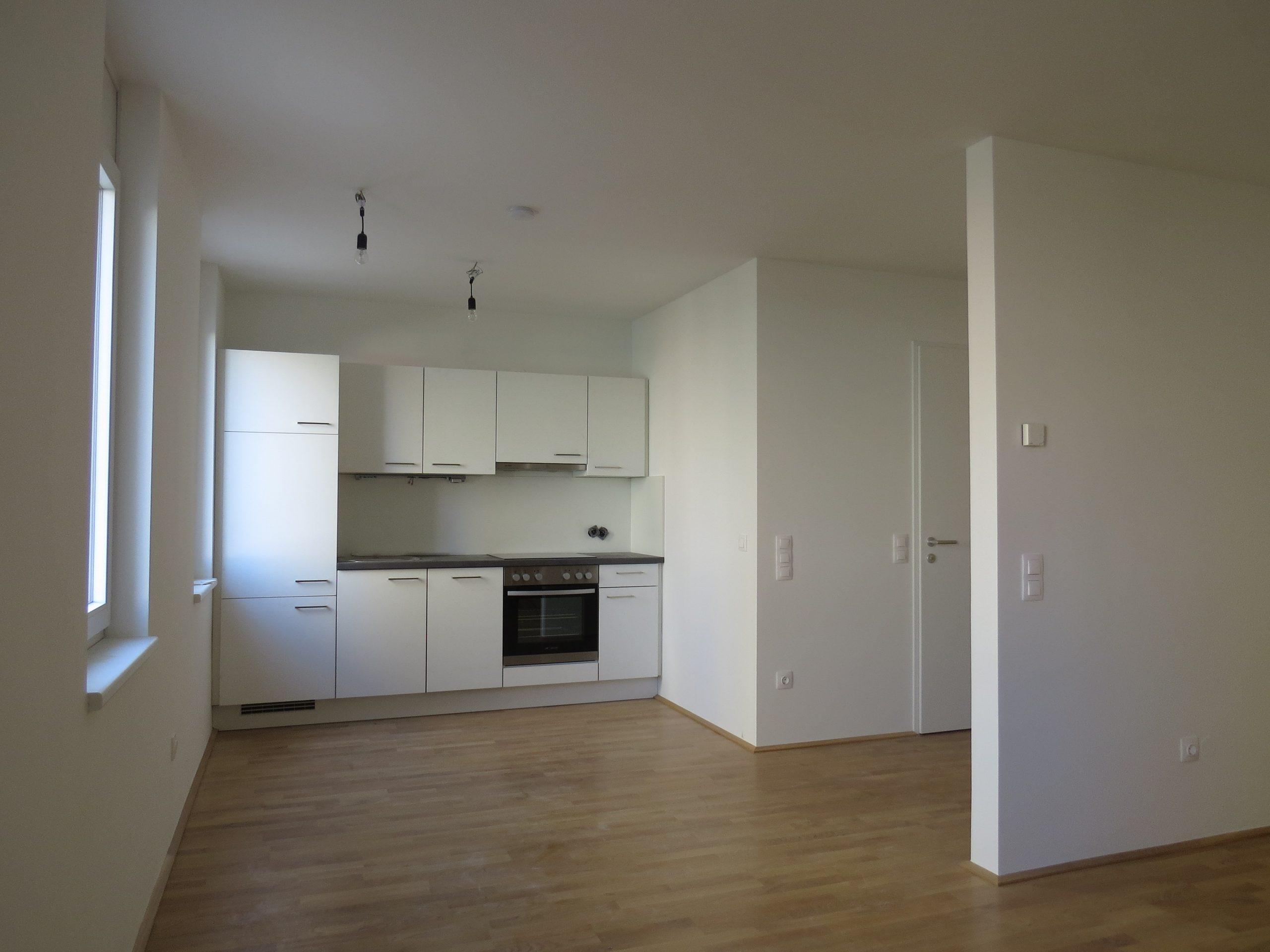 Provisionsfrei: 8055 Puntigam: Erstbezug: 3 Zimmer-Eigentumswohnung mit Balkon und Garagenstellplatz