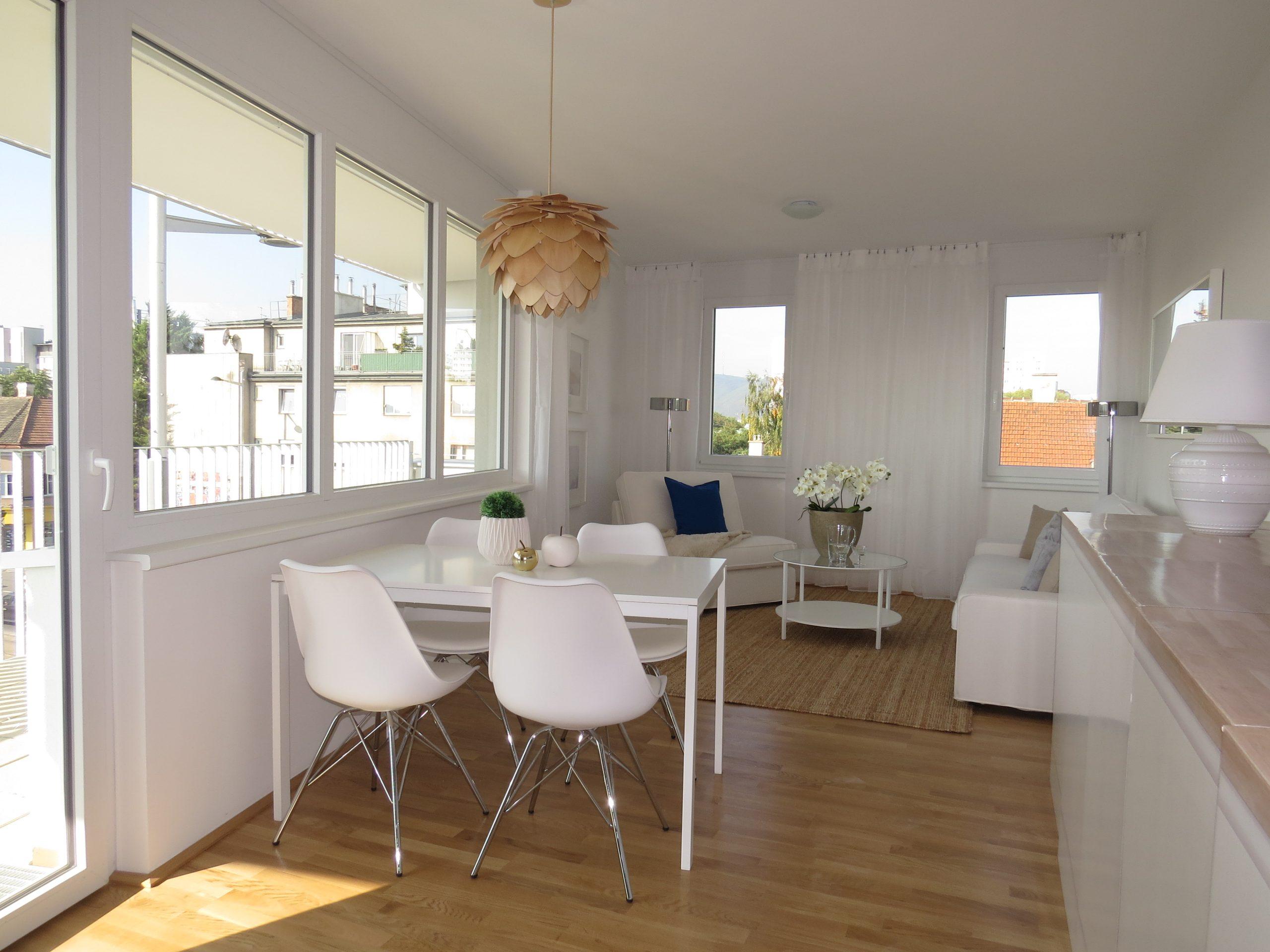 Provisionsfrei: Anlagewohnung-Erstbezug: 1220 Wien, nahe UNO-City, 3 Zimmer-Wohnung mit Balkon