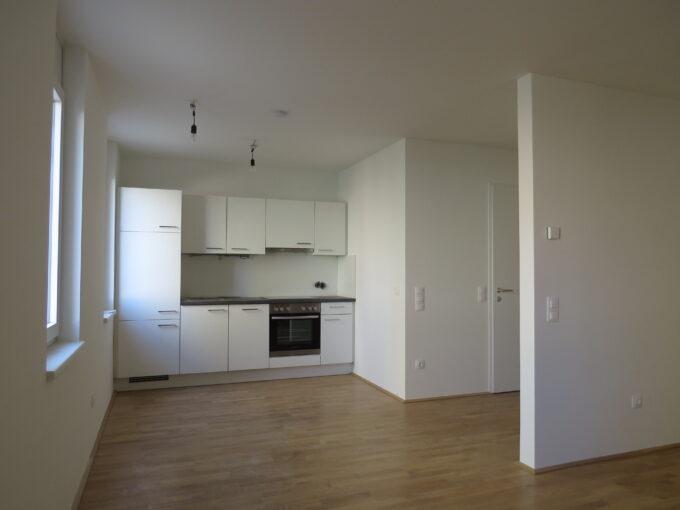 Provisionsfrei – Erstbezug/Vor Baustart: Kleine 1 Zimmer-Gartenwohnung in 1230 Wien