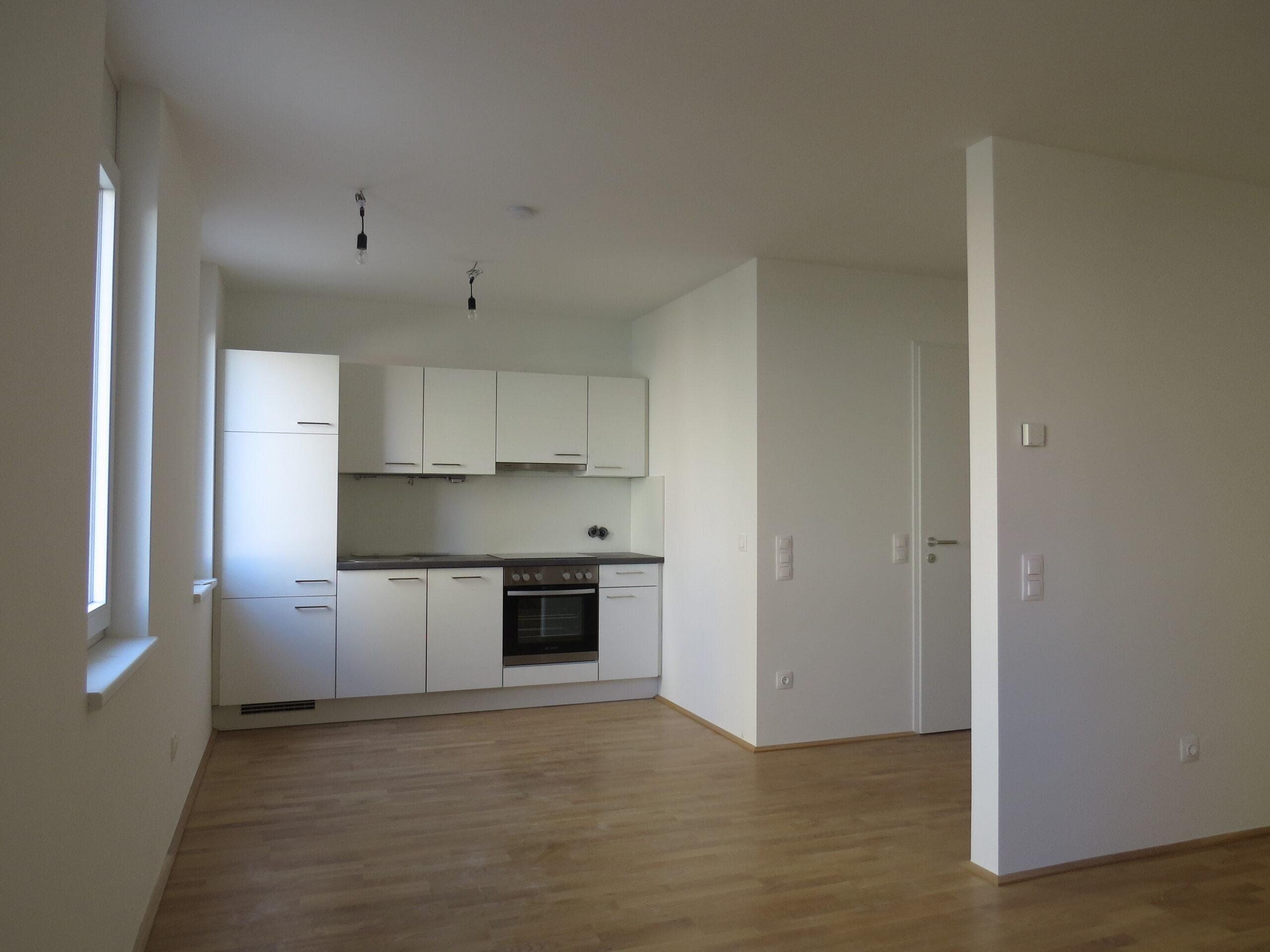 Provisionsfrei – für Anleger: Erstbezug: Kleine 1 Zimmer-Gartenwohnung in 1230 Wien